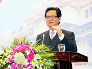 PM urges diplomatic sector to help expand export market