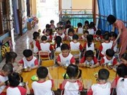 Japan aids Vietnam's education, health