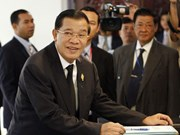 Cambodian Prime Minister to visit Vietnam