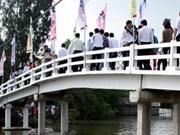 Bridge to further facilitate Vietnam-Cambodia trade