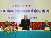 Party leader asks for Constitution enforcement