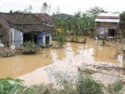 4.5 mln water treatment pills donated to flood victims