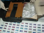 Foreign drug traffickers arrested at airport