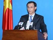 Vietnam protests China's violation of sovereignty