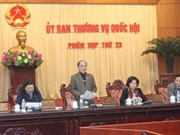 NA Standing Committee opens first 2014 meeting