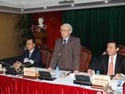 Party leader underscores strategic role of Economic Commission