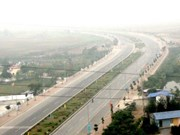 Road of national importance officially opened