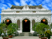 Huynh Thuy Le's ancient house - a must-see destination