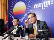 Cambodian opposition shows positive response to PM call