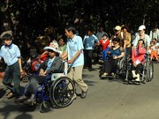 Vietnam set to ratify convention on disabled rights