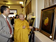 Exhibition on Buddhist culture opens in HCM city