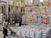 Vietnam's high-quality rice targets African market