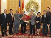 Vietnamese around the world celebrate traditional New Year