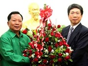 Vietnam's diplomatic agencies see in Lunar New Year