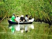 Tram Chim National Park – important Ramsar