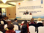 Vietnam appreciates UPR mechanism in human rights promotion