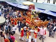 Festival opens to honour Mountain God