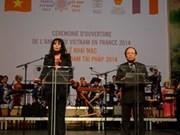 Vietnam Year in France kicks off