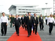 PM: new Binh Duong towers mark success
