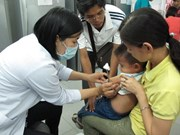 Yen Bai gives measles vaccination to 48,000 children