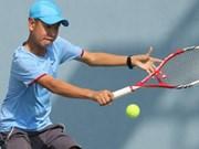 Vietnamese juniors win first Davis Cup victory