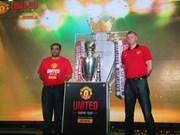 Barclays Premier League trophy arrives in HCM City