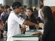 Thailand holds rerun elections in five provinces