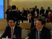 VN attends UN Human Rights Council's summit
