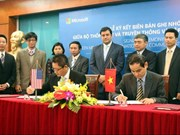 Microsoft helps Vietnam raise cyber security