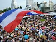 Thai Royal Rain-Making starts to help ease drought crisis