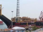 Vietnamese company builds floating storage unit