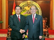 NA Chairman meets with visiting Lao official