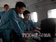 Vietnam praised for plane search efforts