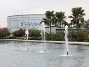 Singapore NEWater receives United Nations award
