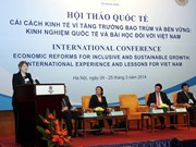 Seminar boosts Vietnam's socio-economic growth