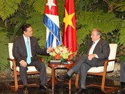 Vietnam, Cuba deepen wide-ranging ties