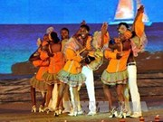 2014 Hue Festival to feature 68 art troupes