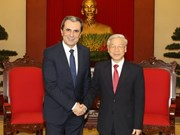 Vietnamese leaders welcome Bulgarian PM