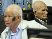 Khmer Rouge tribunal announces new charges
