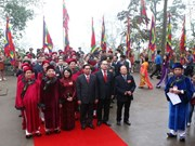 Nation commemorates death anniversary of Hung Kings