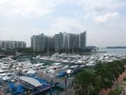 Vietnam attends Singapore Yacht Show