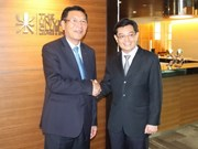 Education Minister in Singapore to discuss bilateral cooperation