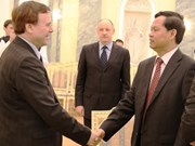 Vietnam, Russia work together to fight corruption
