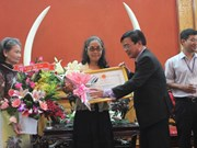 Cambodian woman lauded for cultural preservation in Hue