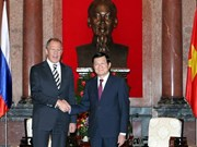 President: Vietnam treasures strategic partnership with Russia