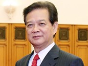 PM meets new UAE, Myanmar ambassadors