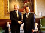 Deputy PM undertakes productive UK visit