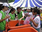 Waste recycling day raises awareness of 3Rs