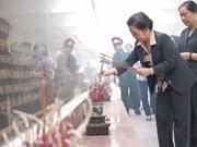 Requiem remembers war heroes of Dien Bien Phu