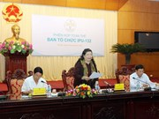 Vietnam hastens preparation for 2015 int'l parliamentary assembly